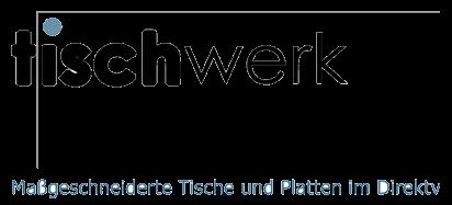 Logo Tischwerk