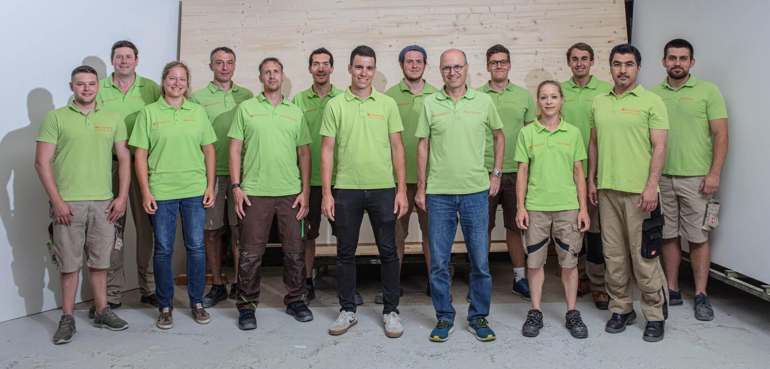 Schreiner Team Schukraft